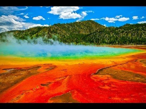 10 méně známých přírodních divů