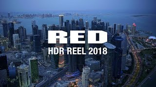 RED HDR Reel | Summer 2018 | Shot on RED