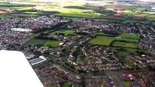 preview picture of video 'Limavady from the Air Part 2'