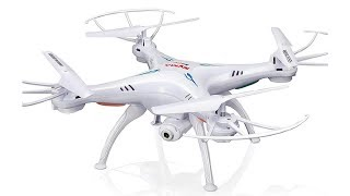 Cheerwing Syma X5SW-V3 WiFi FPV Drone 2.4Ghz 4CH 6-Axis Gyro RC Quadcopter Drone with Camera