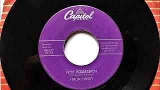 Prize Possession , Ferlin Husky , 1957
