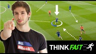 Mistakes ALL Midfielders Make | ThinkFast!