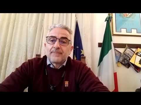 Alcalde de Ceprano Marco Galli