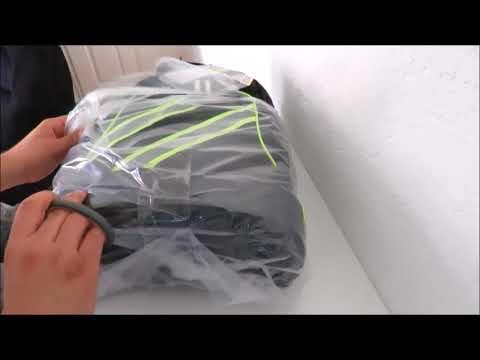 Unboxing Klein Tools Werkzeugrucksack