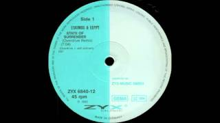 Eskimos & Egypt - State Of Surrender (Overdrive Remix) (ZYX Music, 1992)