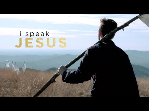 I Speak Jesus - Youtube Music Video