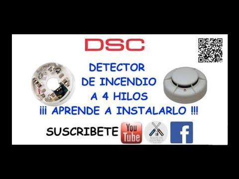 🔥 DETECTORES de INCENDIO a 4 HILOS 🔥 | DSC |