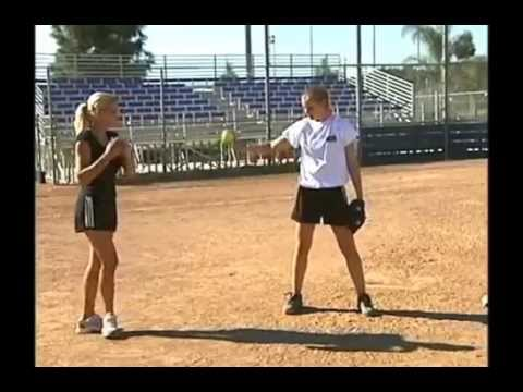 The Drop Curve Pitching Drill for Softball