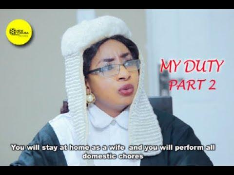 MY DUTY Part 2 - Latest Yoruba Movie 2017| Yoruba BLOCKBUSTER