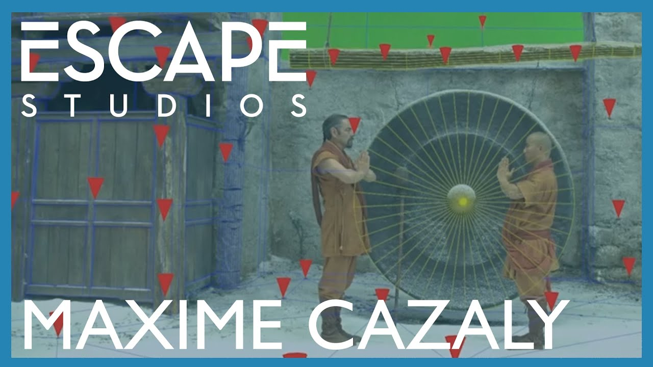 Escapee Showreels - Maxime Cazaly