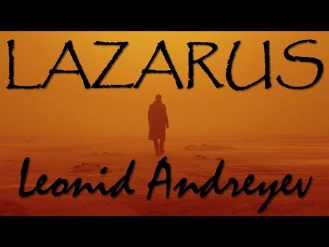 """""""LAZARUS"""" Leonid Andreyev sesli kitap tek parça Akın ALTAN"""