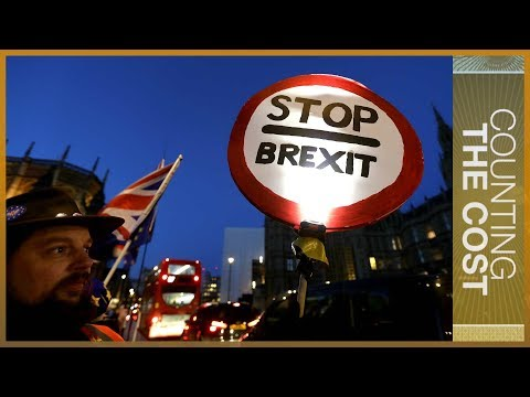 🇬🇧 What's the economic toll of Britain's Brexit chaos? | Counting the Cost