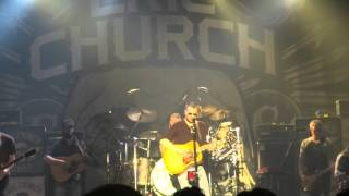 Eric Church - Cold One (live)