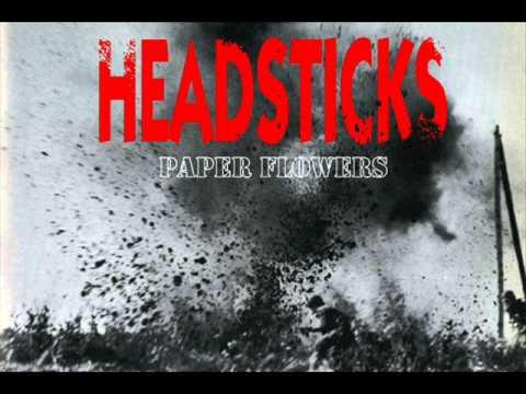 Headsticks - Paper Flowers