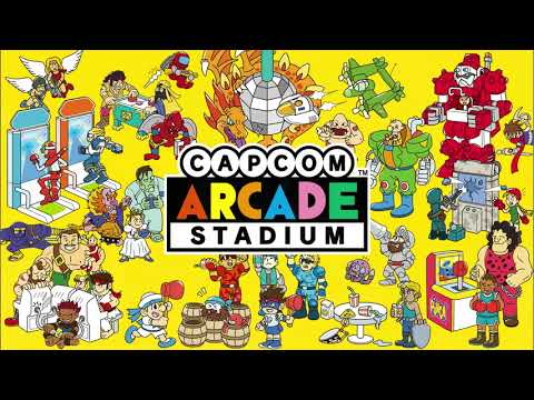 Premier trailer des Game Awards 2020  de Capcom Arcade Stadium