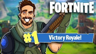 HOW TO EASILY 1000% WIN GAMES! - FORTNITE