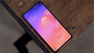 Samsung Galaxy S10e Review!