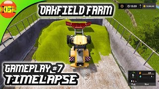 massive silage harvester fs17 - मुफ्त ऑनलाइन वीडियो