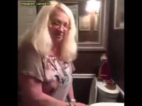 HILARIOS fucking with grandma