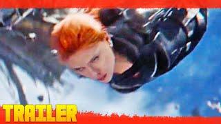 Trailers In Spanish Black Widow (2020) Marvel Tráiler Oficial Español Latino anuncio