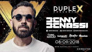 892018 DUPLEX presents Benny Benassi  trailer