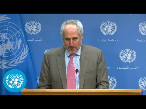 Yemen, Counter-terrorism, Ebola Vaccine & other topics - Daily Briefing (12 January 2021)
