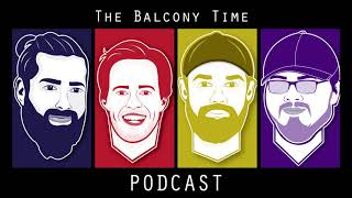 Voidcrabs in our Meatspace - Episode 1: The Balcony Time Podcast