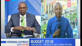 The State of Kenya's 2018/19 National Budget | Morning Express Discussion