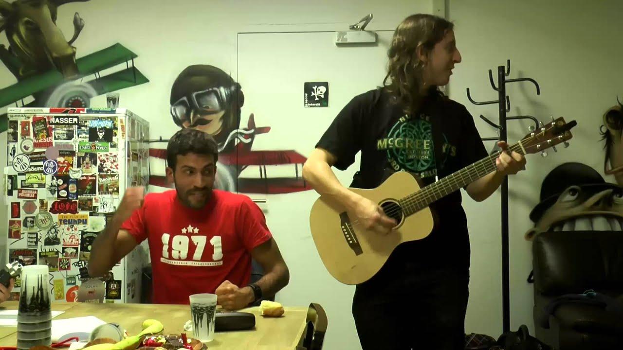 Andréas & Nicolas chantent