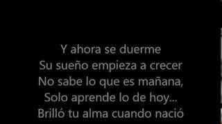 Callejeros | Canción de cuna para Julieta (letra).