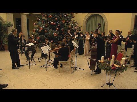 Adventi koncertek a Városházán 2016 - Purcell Kórus és az Orfeo Zenekar - video preview image