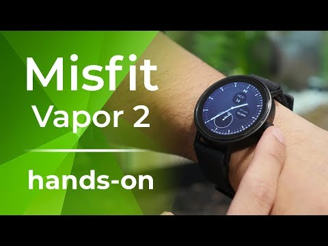 Misfit Vapor 2 hands-on: Stylish, fun, & affordably priced