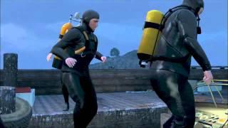 Grand Theft Auto 5 Walkthrough Part 112 - HOWS THAT WORK? | GTA 5 Walkthrough