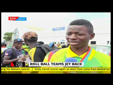 Scoreline: National Roll Ball teams believe good results will help promote the sport
