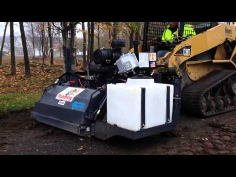 RoadHog RH4060 In-Place Recycling Cart Path