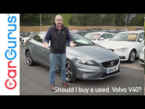 Should I buy a used Volvo V40? | CarGurus UK Used Car Review