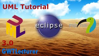 UML Tutorial 3.0 - Basics of Java Class Diagrams in Eclipse with Papyrus