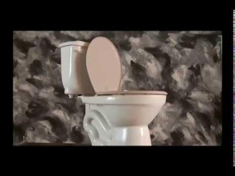 cómo instalar asiento de inodoro