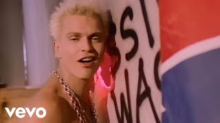 Billy Idol - Hot In The City video
