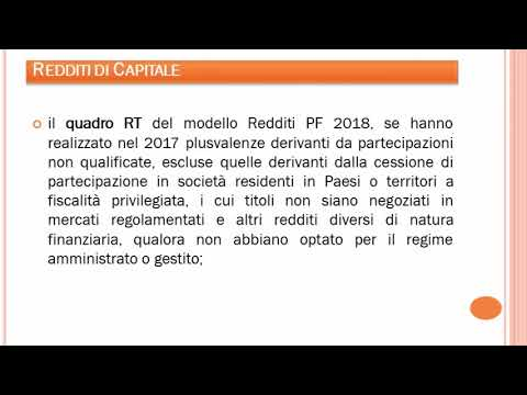 Opzioni video bordo