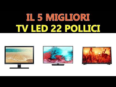 Il Miglior TV LED 22 pollici 2018