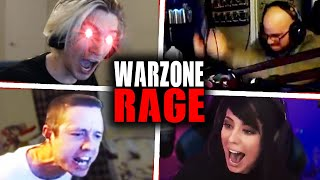 Best Warzone RAGE Moments