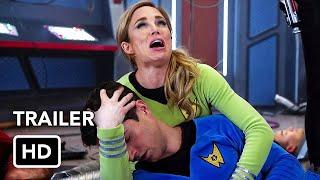 "Легенды завтрашнего дня, DC's Legends of Tomorrow Season 5 ""Return"" Trailer (HD)"