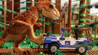 """A Jarring Encounter"" - LEGO Jurassic World - Mini Movie"