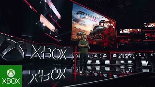Forza Horizon 4 E3 2018 Xbox Briefing