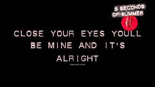 Kiss Me Kiss Me   5SOS Lyrics