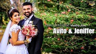Avito & Jeniffer | The Wedding Film | Ignatius Studioz