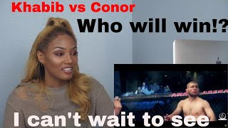 Clueless new mma fan reacts to Khabib vs Conor McGregor UFC 229 Lets Set This Up!