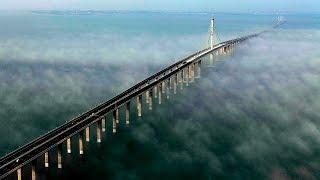 Самые величественные мосты Китая - Интересные факты