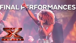 Top 5 Best Final Performances | The X Factor UK - Video Youtube